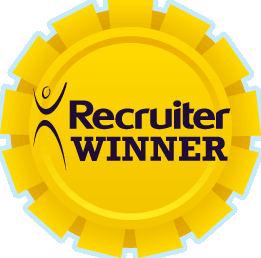 winner of Temporary Recruiter of the Year